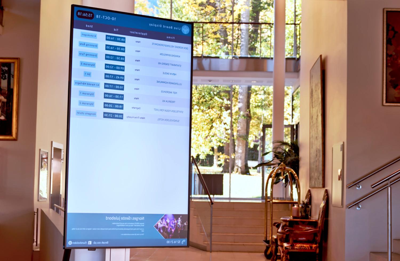 Intelligent Screens | SH